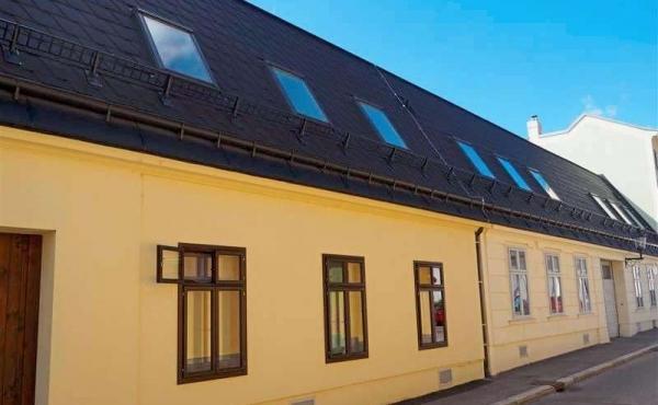 Zwei Stadthäuser im Zentrum von Baden