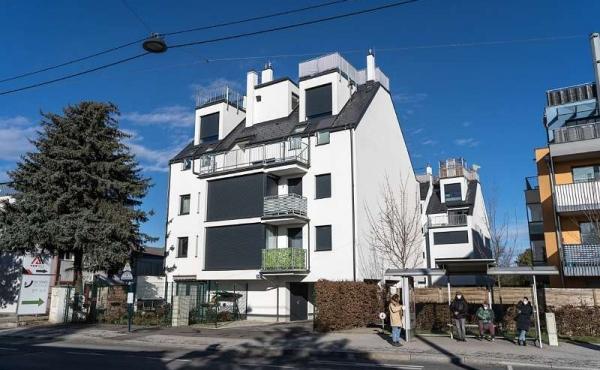 VERKAUFT - Traumhafte 2-Zimmer Neubau Wohnung
