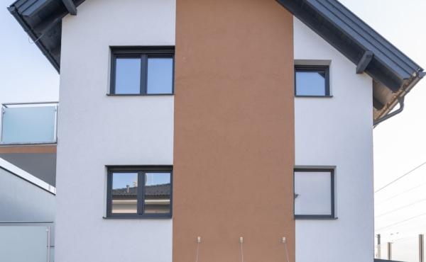 Neugebautes Einfamilienhaus in der Nähe der Wiener Stadtgrenze - Erstbezug