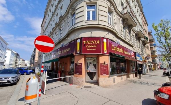 VERMIETET !!! SCHNÄPPCHEN-Geschäftslokal mit Lager (Bäckerei) und Wohnung-8,29€ pro m²